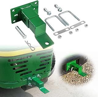 tiewards Multifunction Rear Gas Lawn Mower Tractor Trailer Zero Turn Hitch Fit for John Deere Z225 Z245 Z445 Z425 Z465 & Z Trak Models Z910, Z920, Z925, Z930, Z950, Z960, Z970 ZeroTurn Mower