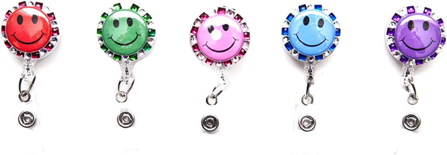 5 Pack Happy Face Special All stores are sold price for a limited time Holder ID Badge