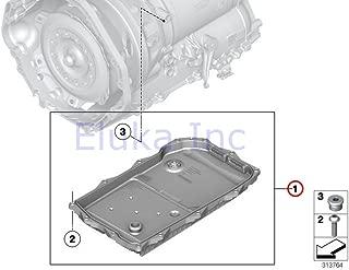 BMW OEM Engine Lubrication System Oil Pan And Filter Kit X5 50iX X6 50iX 750i 750iX ALPINA B7 ALPINA B7X 740LdX 750Li 750LiX ALPINA B7L ALPINA B7LX Hybrid 7 Hybrid 7L 650i 650iX ALPINA B6X 550i 550iX 550i 550iX 550i 550iX 535d 535dX 550i 550iX 650i 650iX 650i 650iX X5 35dX X5 50iX