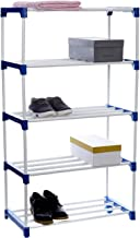 Dhani Creations Steel Shoe Racks for Home Shoe Stand (5 Shelves)