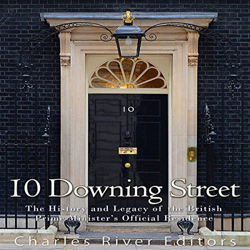 10 Downing Street audiobook cover art