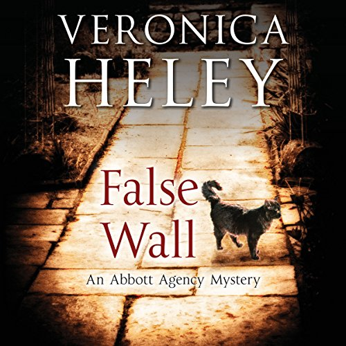 False Wall audiobook cover art