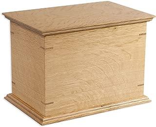 white oak cremation