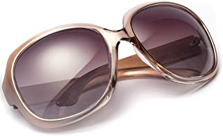 Polarized Sunglasses for Women, AkoaDa UV400 Lens Sunglasses for Female Ladies Fashionwear Pop Polarized Sun Eye Glass