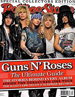 Best rolling stone magazine guns n roses Reviews