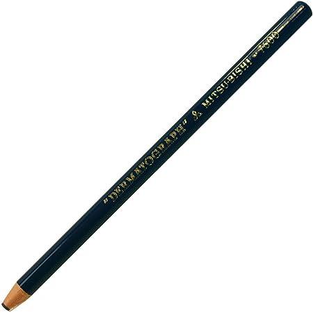 三菱鉛筆 油性ダーマトグラフ 藍 [1本] 7600.10
