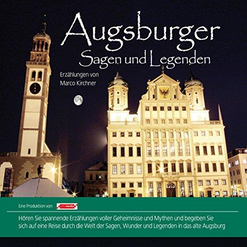 Augsburger Sagen und Legenden Titelbild