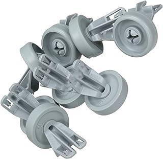 Whirlpool - ROULETTE PANIER INFERIEUR DIA36M/MX8 pour lave vaisselle WHIRLPOOL