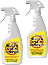 2-Pack Star Brite Mildew Stain Remover 22oz Good for Vinyl Seats and Cushions