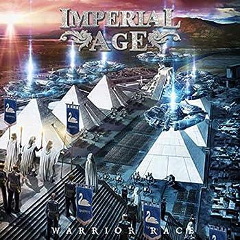 Music - CD Warrior Race Book