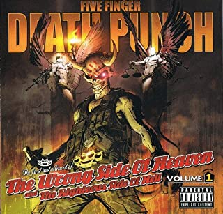 Vol. 1-Wrong Side of Heaven & the Righteous Side O