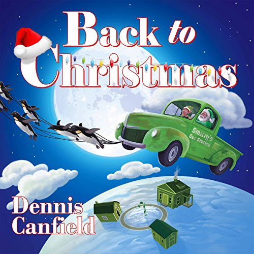 Back to Christmas audiobook cover art