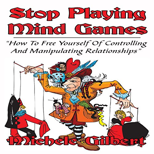 Stop Playing Mind Games audiobook cover art