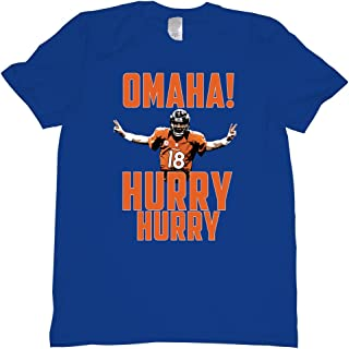 Omaha Hurry Hurry Manning Tee Shirt