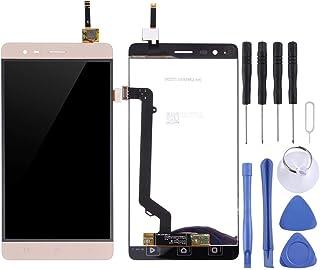 شاشة إل سي دي ومحول رقمي من Mhfgjh تجميع كامل لهاتف Lenovo K5 Note