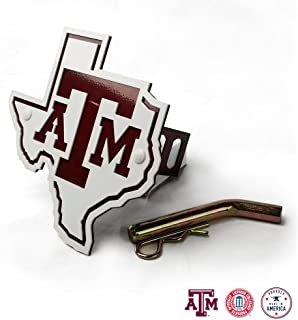 Best texas a&m hitch cover Reviews