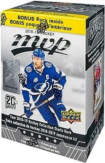 mvp hockey cards 2018 19