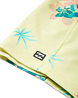 Men's Sundays Layback Boardshort