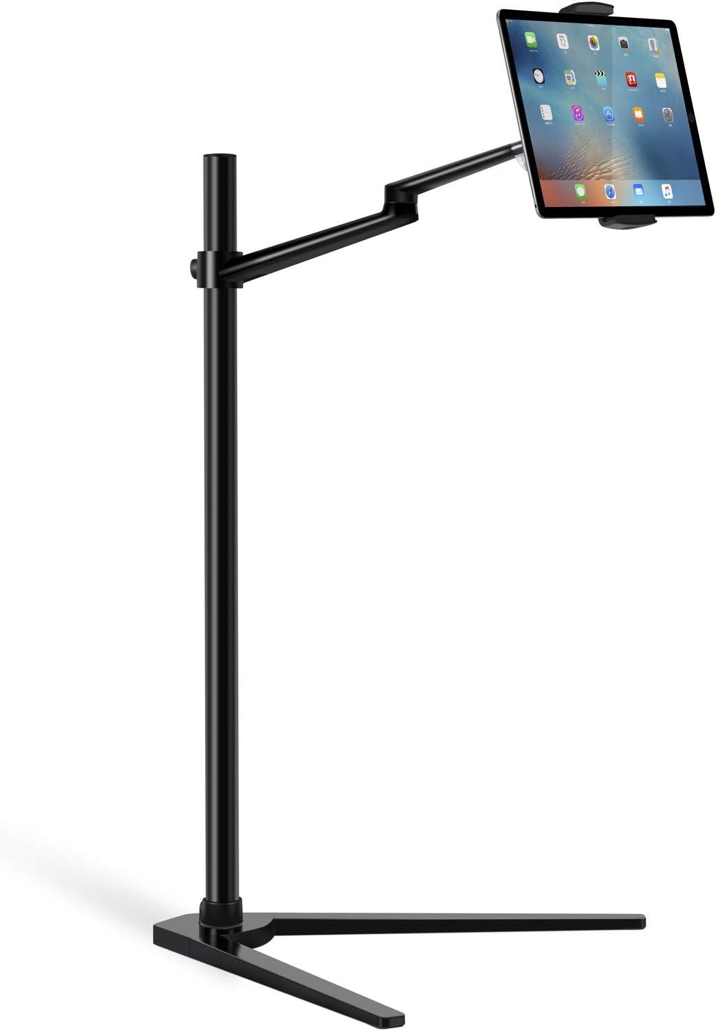 MPK Adjustable  Tablet Floor Stand Holder $34.99 Coupon