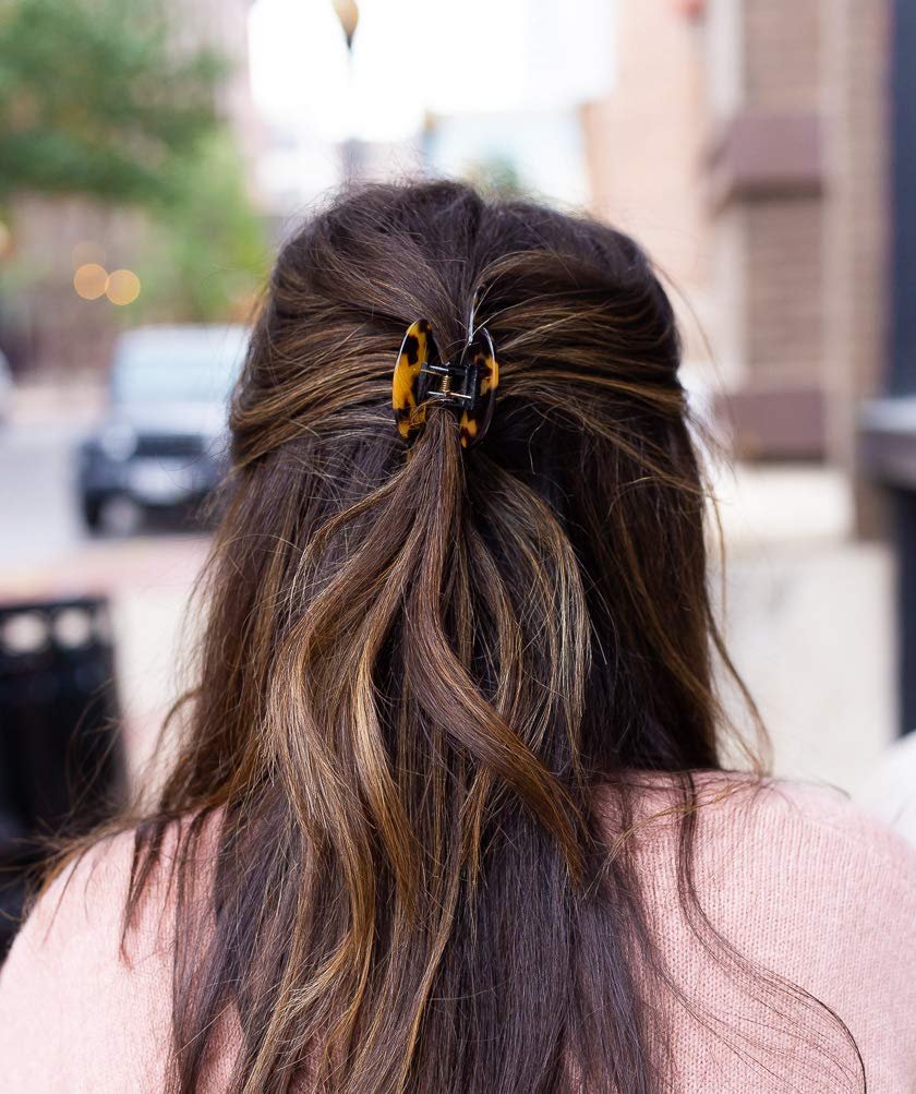 18 Stück Haarklauenclips Haarklammer Mittelgroße haarkralle für ...
