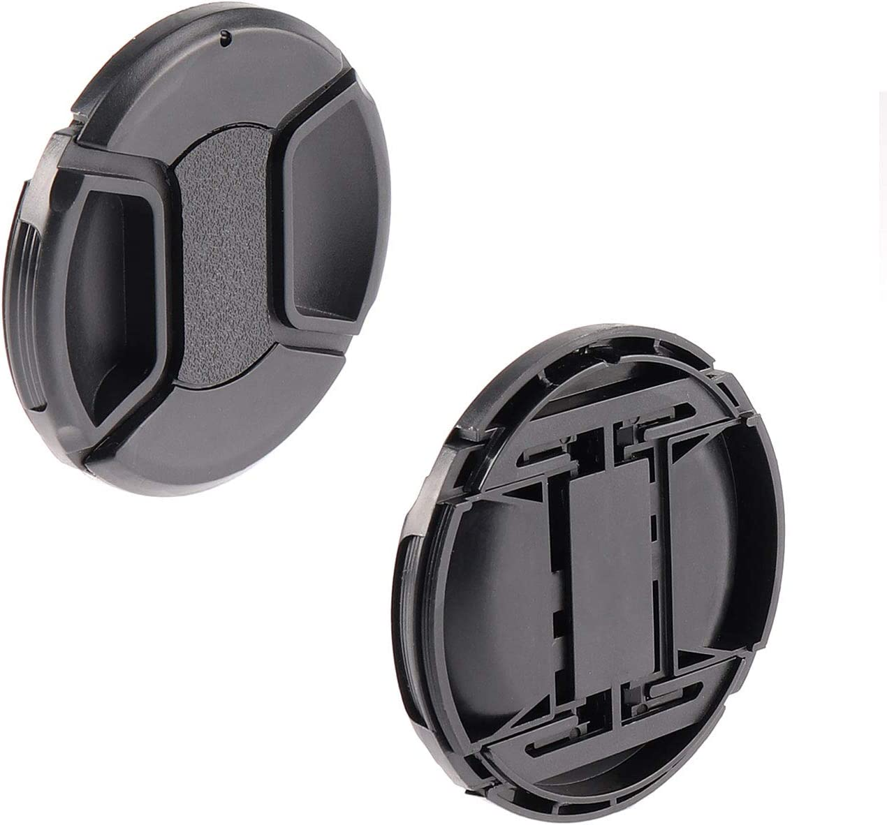 Foto4easy 82mm Center Portland Mall Pinch Front Lens Cap Canon Nikon Sony Ranking TOP17 for