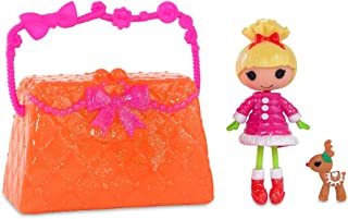 Lalaloopsy Series 4 Minis-Purple Purse Container
