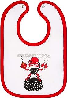 2019 Ducati Corse Racing MotoGP Baby Bib Childrens Toddler Official Merchandise