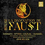 John Nelson, Joyce Didonato, Michael Spyres - Hector Berlioz - Strasbourg Philharmonic Orchestra - John Nelson La Damnation De Fausto (2 CD)