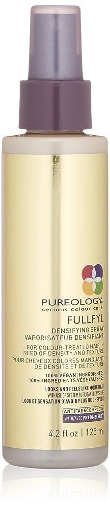 不誠実バーガー犯人Pureology Fullfyl緻密化スプレー、4.2液量オンス 4.2 fl。オンス