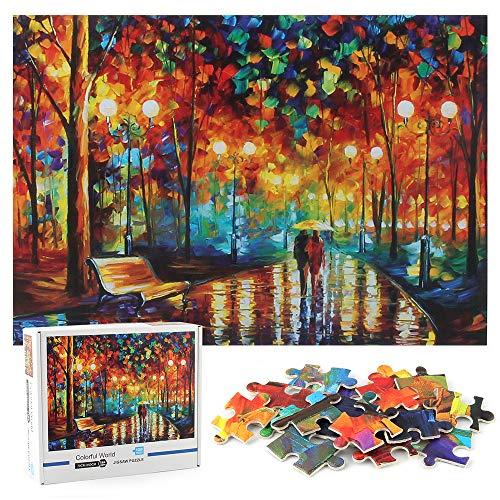 TDCQ Puzzle Adultos 1000 Piezas,Puzzles para Adultos,Puzzle 1000 Piezas Adultos,Puzzle 1000 Piezas Paisajes Adultos,Puzzles para Adultos Educa 1000 Piezas,1000 Piezas Rompecabezas (Parejas)