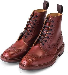[トリッカーズ] カントリーブーツ ダイナイトソール ウィングチップ 5634 メンズ ブーツ ブローグシューズ レザー 本革 [並行輸入品]