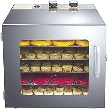 Déshydrateur Alimentaire, Programmation du Temps - Contrôle de la Température, avec 6 Plateaux Empilables, Faible Consomma...