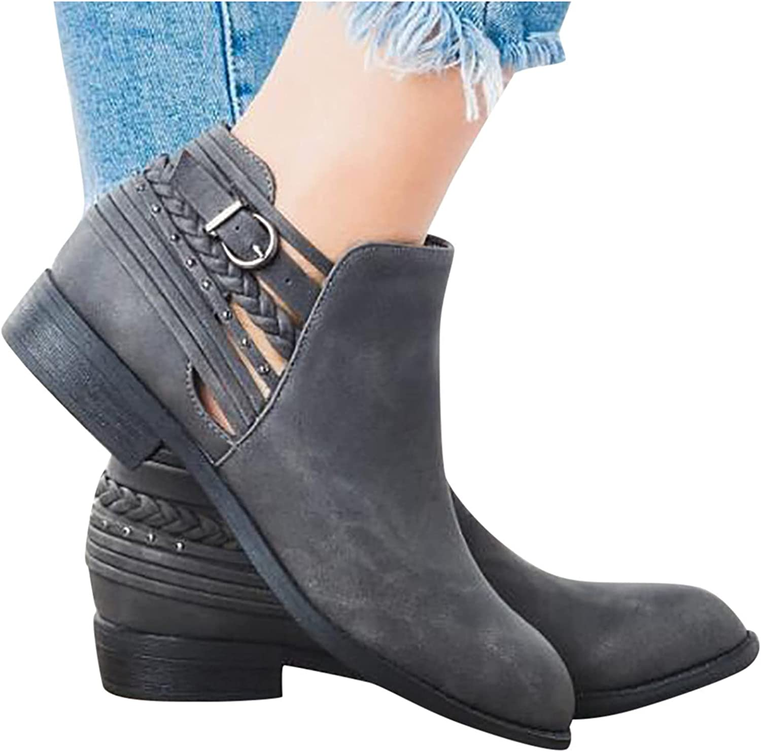 Ankle Booties New color for Women Women's Shoes Toe Pointed Max 80% OFF