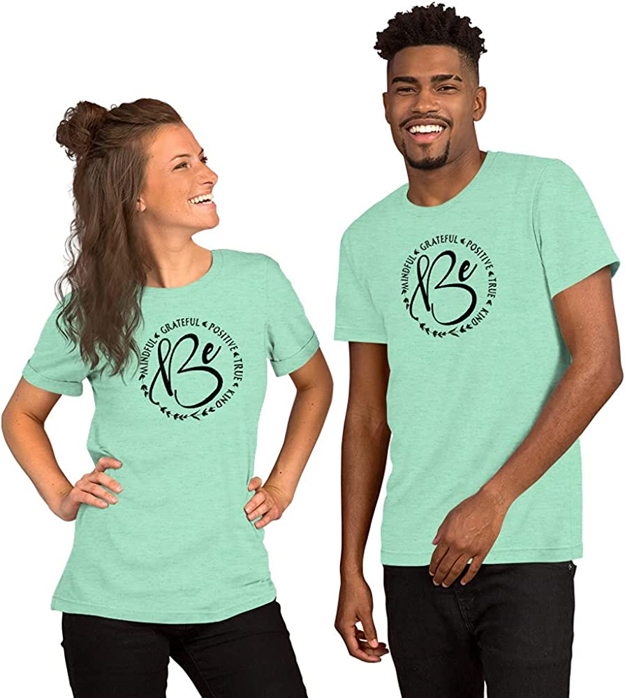 On Purpose Max 43% OFF Marketplace Be Mindful Unisex Short-Sleeve T-Shirt Dedication