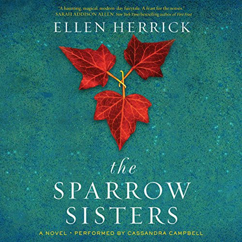 The Sparrow Sisters audiobook cover art