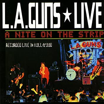 Live! A Night On The Strip