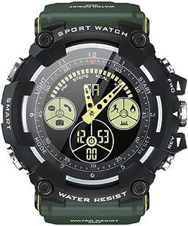 XNNDD Smart Sports Watch Hombres y Mujeres Timing Recordatorio de información de Llamadas Smart Fitness Sports Watch Batería de Larga duración