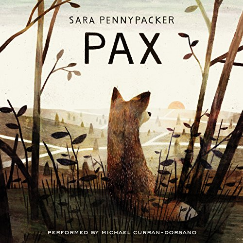 Pax audiobook cover art