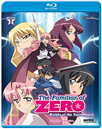 Familiar of Zero: Knight of the Twin Moons [Blu-ray]