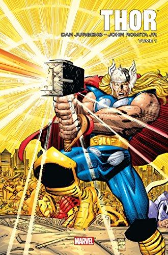 Thor par Jurgens et Romita Jr