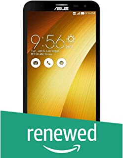 (Renewed) Asus Zenfone 2 Laser ZE601KL (Gold, 32GB)