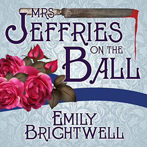 Mrs. Jeffries On The Ball audiobook cover art