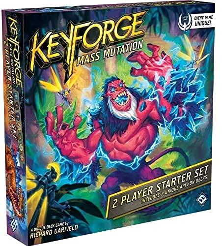 Fantasy Flight Games KeyForge Mass Mutation 2-Player Starter