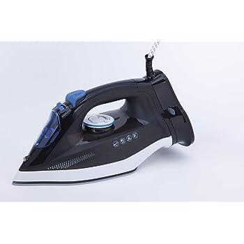 Jata PL615C Plancha de Vapor con Suela Cerámica que Permite Planchar sin Cable Conjunto Autolimpieza Extraíble Golpe de Vapor 200 g Vapor Nominal 40 g/min Depósito de 320 ml: Amazon.es: Hogar