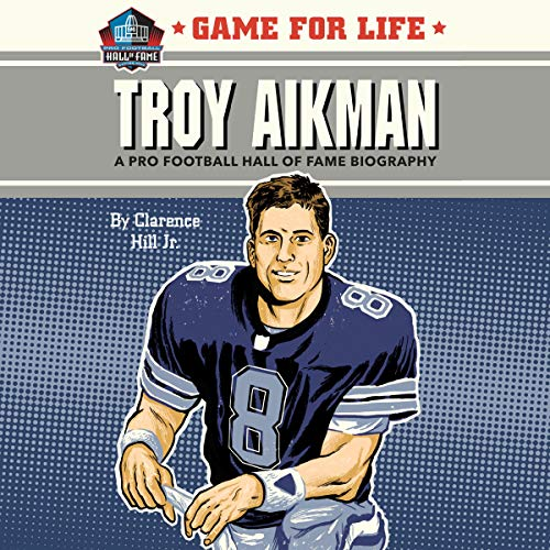 Game for Life: Troy Aikman cover art