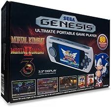 Console Sega Megadrive Ultimate Portable Game Player + Port SD - édition Mortal Kombat