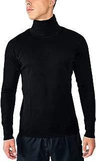 Prescott - Men's Merino Wool Turtleneck - Midweight Wool Base Layer Shirt