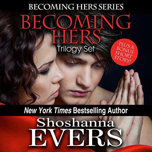 Becoming Hers Trilogy Set audiobook cover art