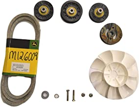 John Deere LT155 LT166 hydrostatic Drive Rebuild kit M126009 M127358 M127359