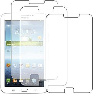 ebestStar - Pack x3 Protector Pantalla Compatible con Samsung Galaxy Tab 3 7.0 SM-T210, GT-P3210 P3200 Películas Flexibles Anti arañazos, Sin-Burbujas [Aparato: 188 x 111.1 x 9.9mm, 7.0'']